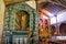 Stock Image : Santa Ana Church Altar