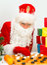 Stock Image : Santa Claus.