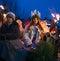 Stock Image : Santa Lucia Celebration