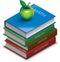 Stock Image : School books