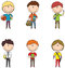Stock Image : School Boys