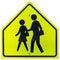 Stock Image : School Crossing Sign