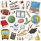 Stock Image : School & Education Icons