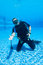 Stock Image : Scuba Diving