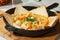 Stock Image : Seafood saute