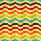 Stock Image : Seamless background with stripes in retro style