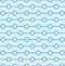 Stock Image : Seamless Blue Pattern