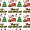 Stock Image : Seamless christmas