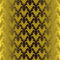 Stock Image : Seamless gold gothic pattern