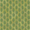 Stock Image : Seamless green leaves background grunge camouflage