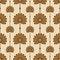 Stock Image : Seamless oriental pattern