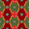 Seamless pattern background, Christmas gift wrapping paper