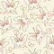 Stock Image : Seamless pattern with butterfly