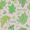 Stock Image : Seamless pattern with leaves