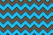 Stock Image : Seamless Retro Zig Zag Background