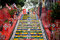 Stock Image : Selarons Stairs (Escadaria Selar�n), Rio de Jane