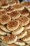 Stock Image : Sesame Pie