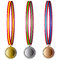 Stock Image : Set of Olympic medals