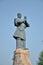 Stock Image : Shaolin Monks statue