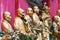 Stock Image : Shatin 10000 Buddhas Temple, Hong Kong