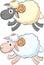 Stock Image : Sheep