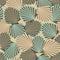 Stock Image : Shells seamless pattern