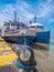 Stock Image : Ship in Port