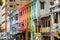 Stock Image : Shophouse at Lebuh Ampang