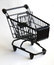 Stock Image : Shopping trolley