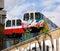 Stock Image : Shoreditch trains