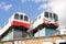Stock Image : Shoreditch trains.