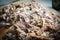 Stock Image : Shredded Pulled Pork