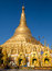 Stock Image : The Shwedagon Pagoda in Yangon