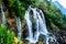 Stock Image : Silver Waterfall, Sapa, Vietnam