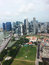Stock Image : Singapore central business district skyline