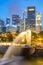 Stock Image : Singapore Merlion