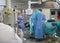 Stock Image : Sitio ocupado de la cirugía en hospital