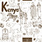 Stock Image : Sketch Kenya seamless pattern