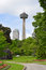 Stock Image : Skylon Tower Niagara Falls