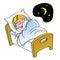 Stock Image : Sleep
