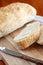 Stock Image : Sliced Italian Bread