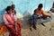 Stock Image : Slum Area of India