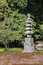 Stock Image : Small stone Buddhist pagoda