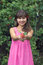 Stock Image : Smiling girl