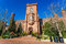 Stock Image : Smithsonian Institution Castle