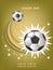 Stock Image : Soccer goal