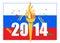 Stock Image : Sochi Winter Olympic Games 2014