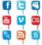 Stock Image : Social Media Concept