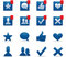 Stock Image : Social Networking Icons