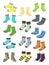 Stock Image : Socks for little boys